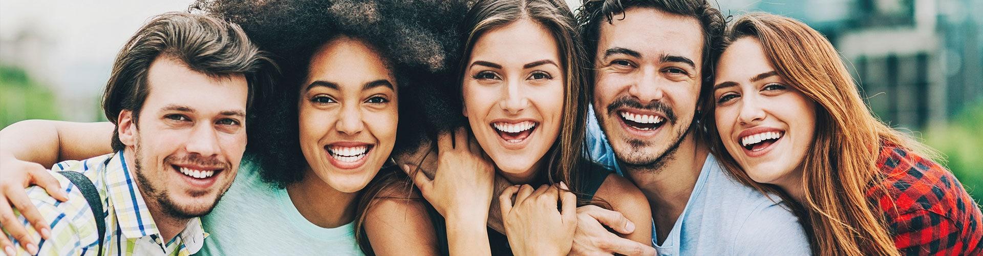 Adult Group Smile Greater Buffalo Orthodontics Buffalo NY